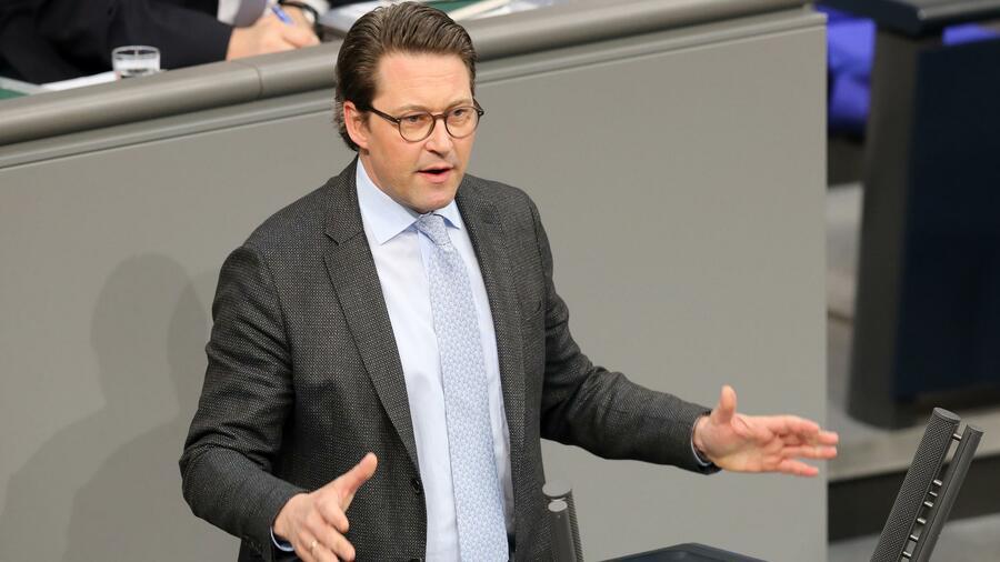 Verkehrsminister Scheuer lässt Starttermin für Pkw-Maut offen