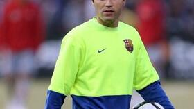 Andres Iniesta ist wieder fit. Foto: AFP Quelle: SID
