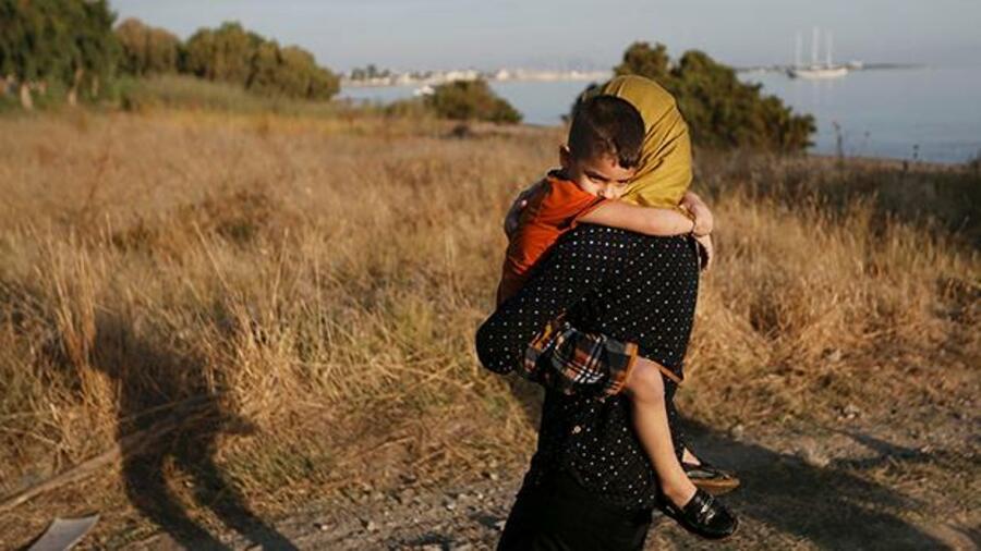 Flüchtlinge Christen Muslime