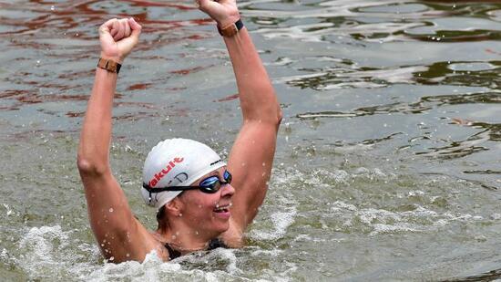 Schwimmen: Angela Maurer hofft nochmal auf eine Medaille