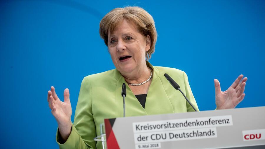Merkel Neue Regeln
