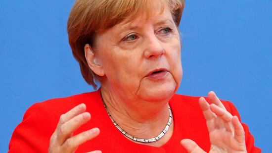 Merkel wirbt um Verständnis für Türkei-Kurs