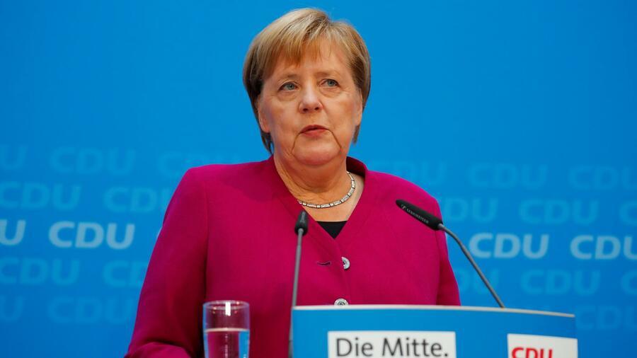 Merkel Räumt Fehler Ein