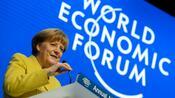 Weltwirtschaftsforum: Das bringt Tag 2 – Große Politik und Merkel-Rede