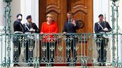 Treffen in Meseberg: Merkels Not im Asylstreit wird zu Macrons Chance