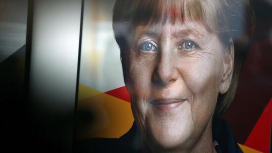 Merkel startet CDU-Wahlkampf in SPD-Hochburg Dortmund