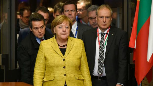 EU-Gipfel: Kaum Annäherung im Asylstreit