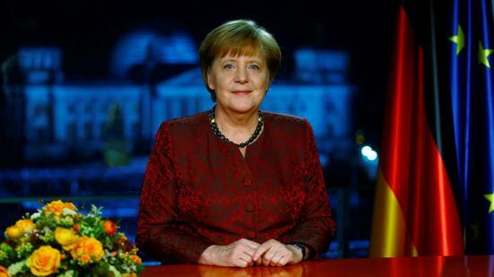Merkel wünscht sich mehr Respekt bei politischen Debatten
