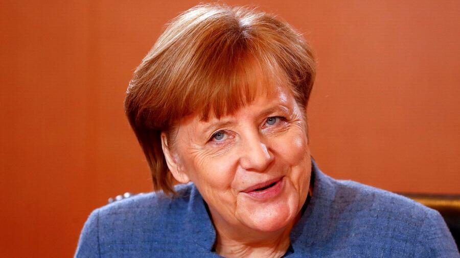 Baldiges Treffen zwischen Merkel und Trump