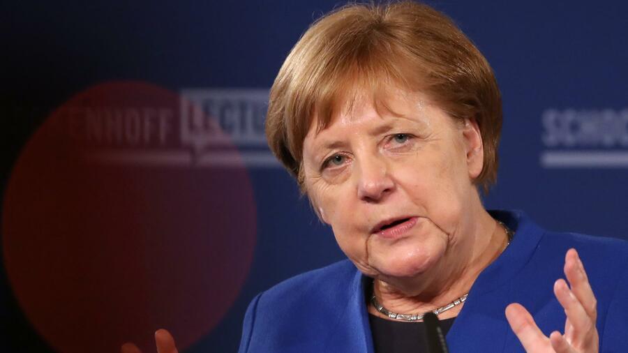 Merkel: EU-Kommission wird Nord Stream 2 nicht mehr stoppen