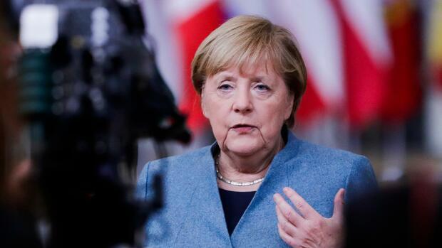 """Pandemie-Bekämpfung: """"Harte aber kurze"""" Corona-Bremse: Von diesem Plan will Merkel die Länder überzeugen"""