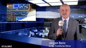 Börsen-Bericht: Anleger entscheiden sich spät für eine Richtung: Abwärts