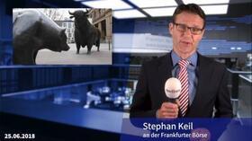 Börsen-Berichte: Anleger treten auf die Bremse - Optimisten stehen im Abseits