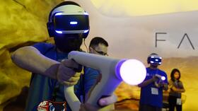 Videobrille Playstation VR: Sony startet in die virtuelle Welt