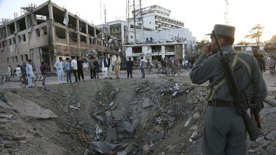 Nach Anschlag in Kabul zweiter Botschafts-Wachmann gestorben