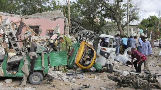 Mogadischu Anschlag