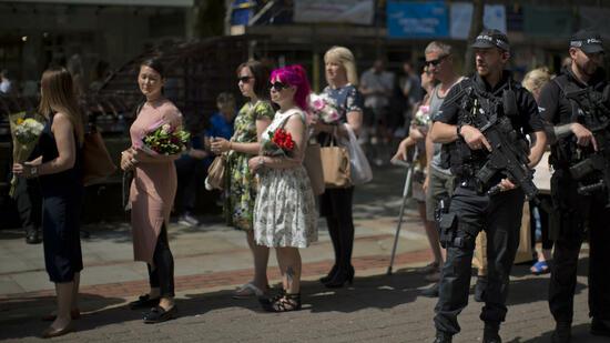 Vier Tage vor Manchester-Anschlag: Attentäter reiste offenbar aus Düsseldorf an