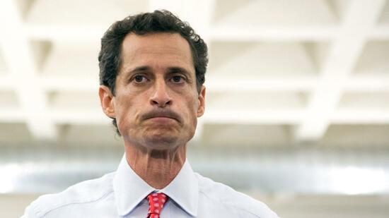 Sex-Nachrichten an 15-Jährige: Ex-US-Abgeordneter Weiner bekennt sich schuldig