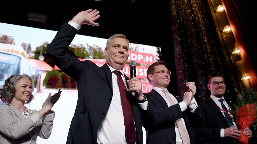 Die Wahl in Finnland sollte Europäern eine Mahnung sein