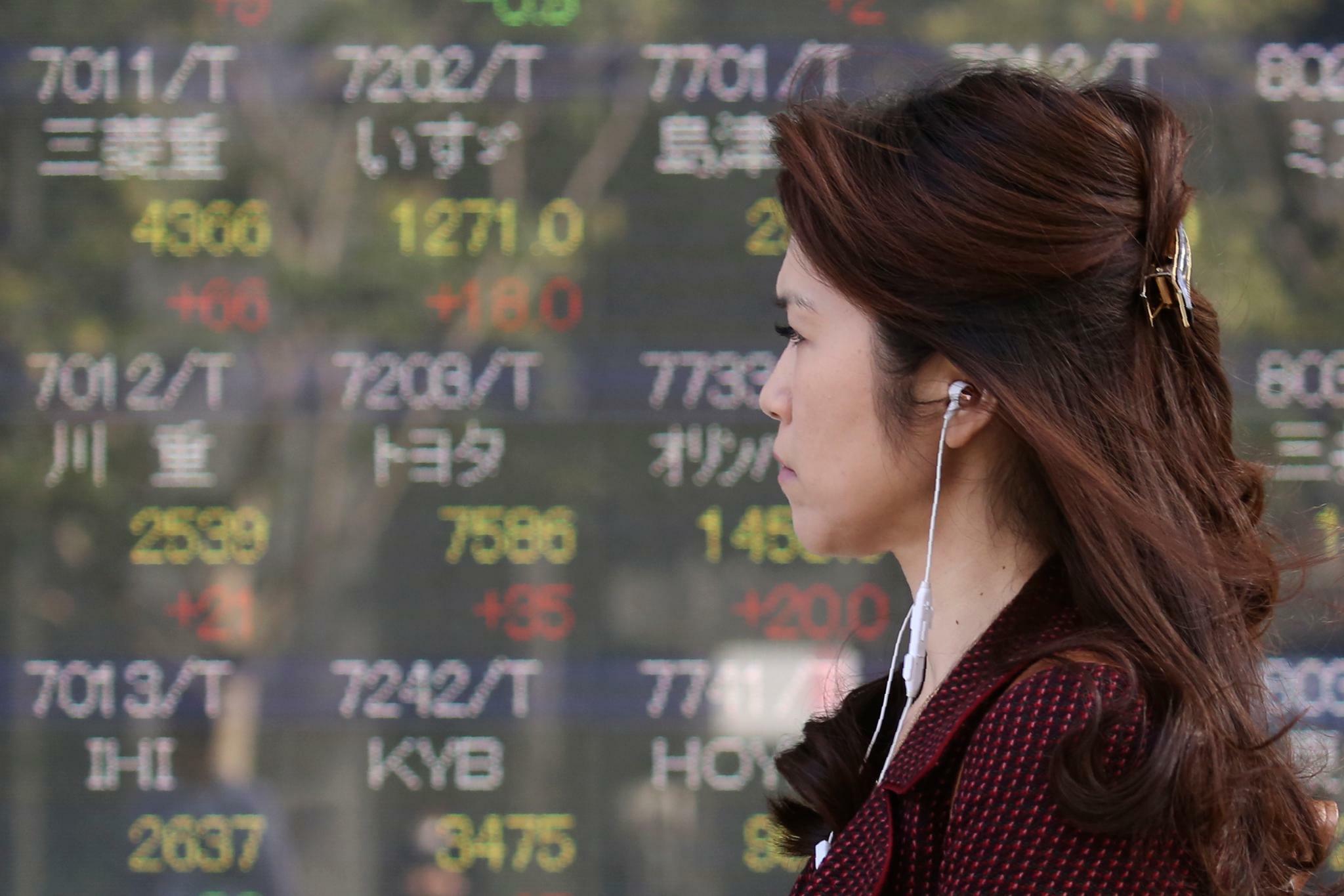 Asiens Anleger klammern sich an Hoffnung auf Handelsdeal