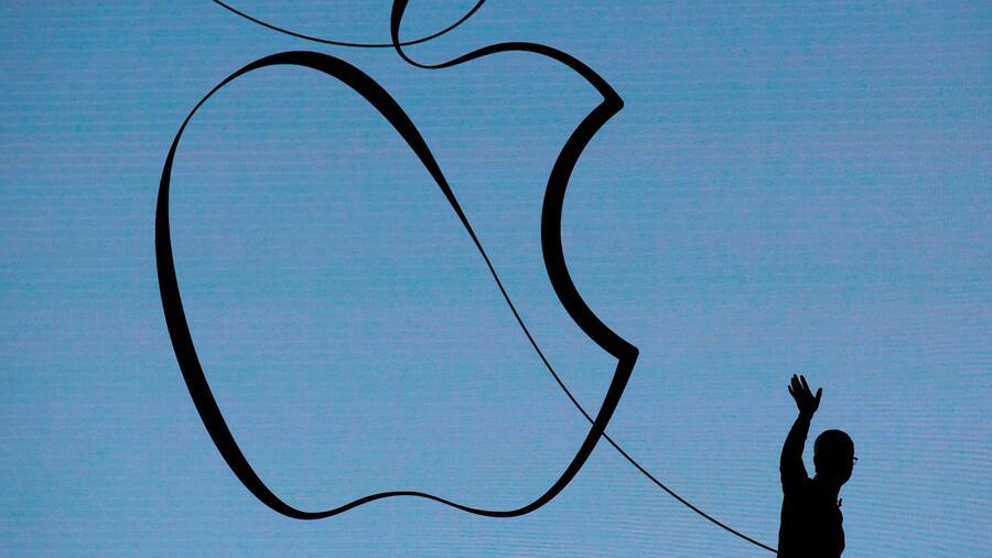 Apple hat seine Quartalszahlen vorgestellt. Quelle AFP