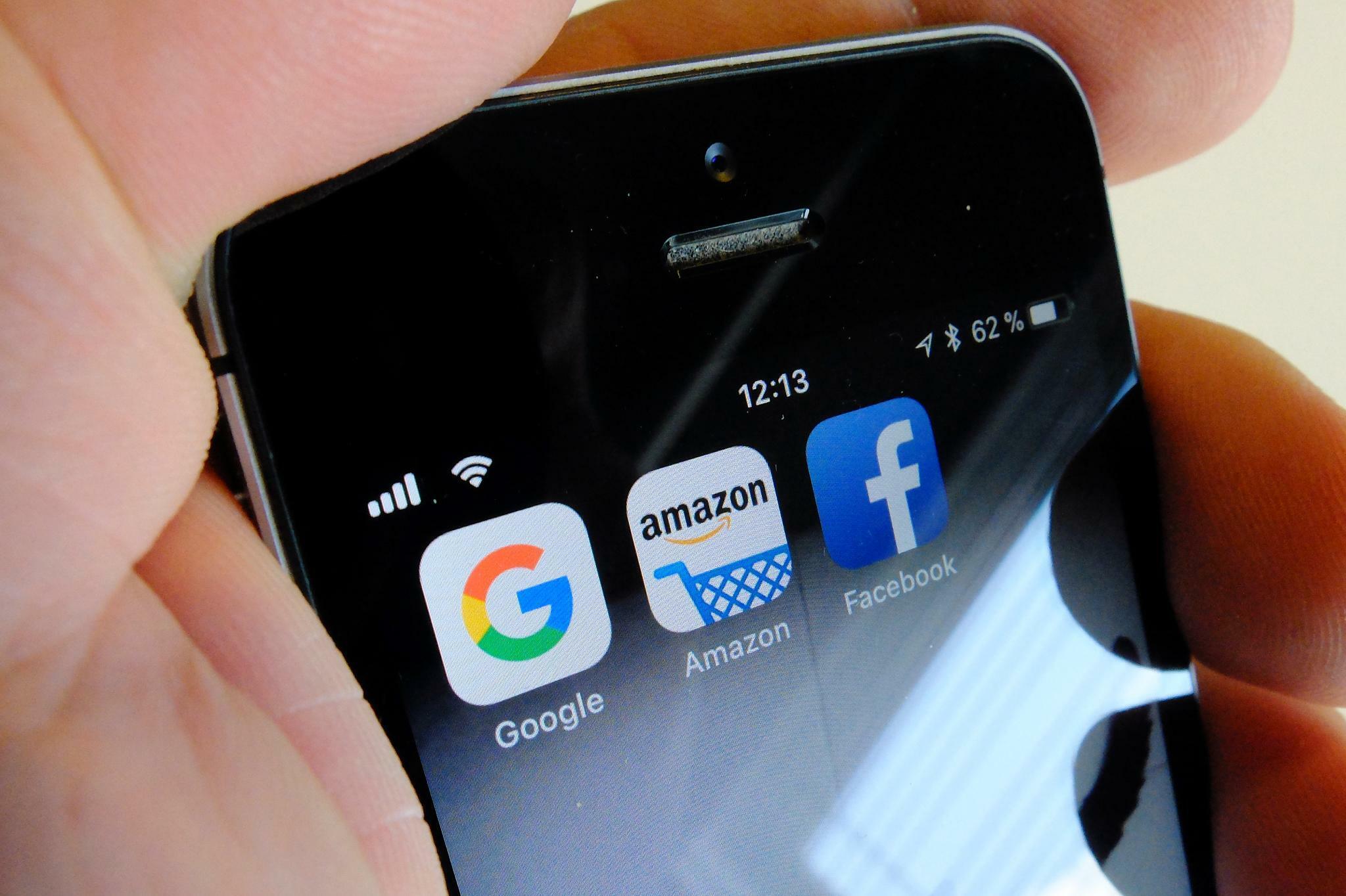 SPD will Datenmonopol von Internetkonzernen brechen