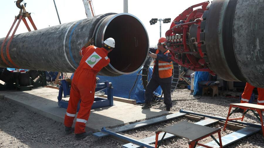 Nord Stream 2 zieht Antrag für Route in Dänemark zurück
