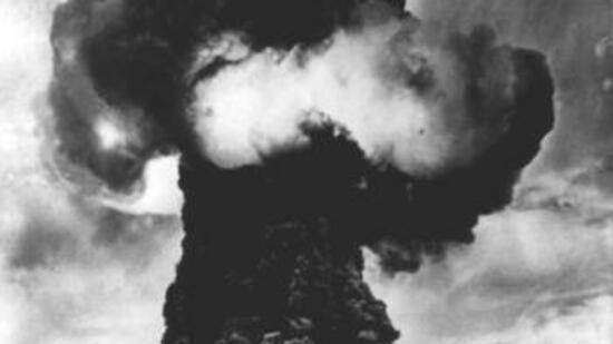 Atomexplosion Russland