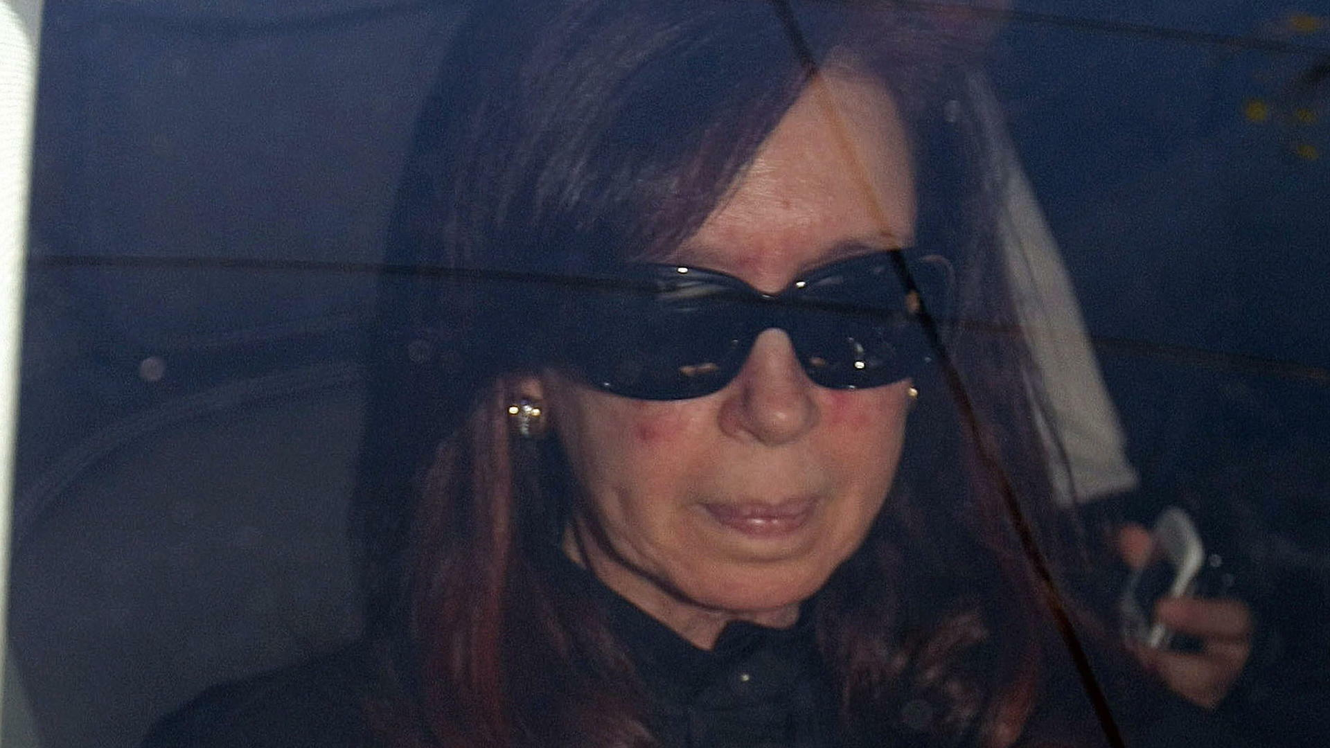 Fernández de Kirchner: Argentiniens Präsidentin Bluterguss im Kopf entfernt