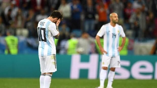 Fußball: Argentinien setzt auf Neuanfang gegen...