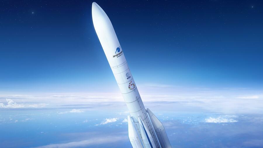 Die Ariane-6-Rakete sichert Europas Zukunft in der internationalen Raumfahrt