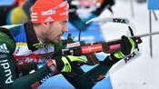 Biathlon: Biathlet Peiffer in der Verfolgung Vierter