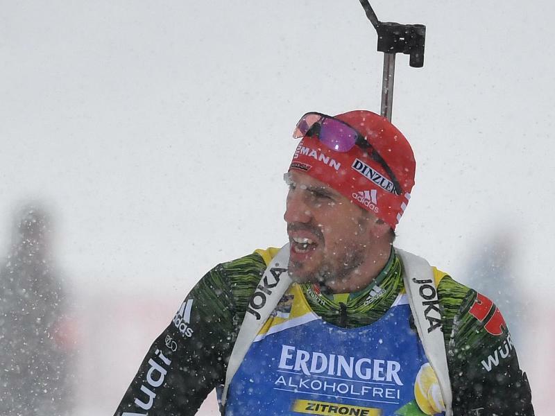 Biathleten in Bestbesetzung nach Oslo