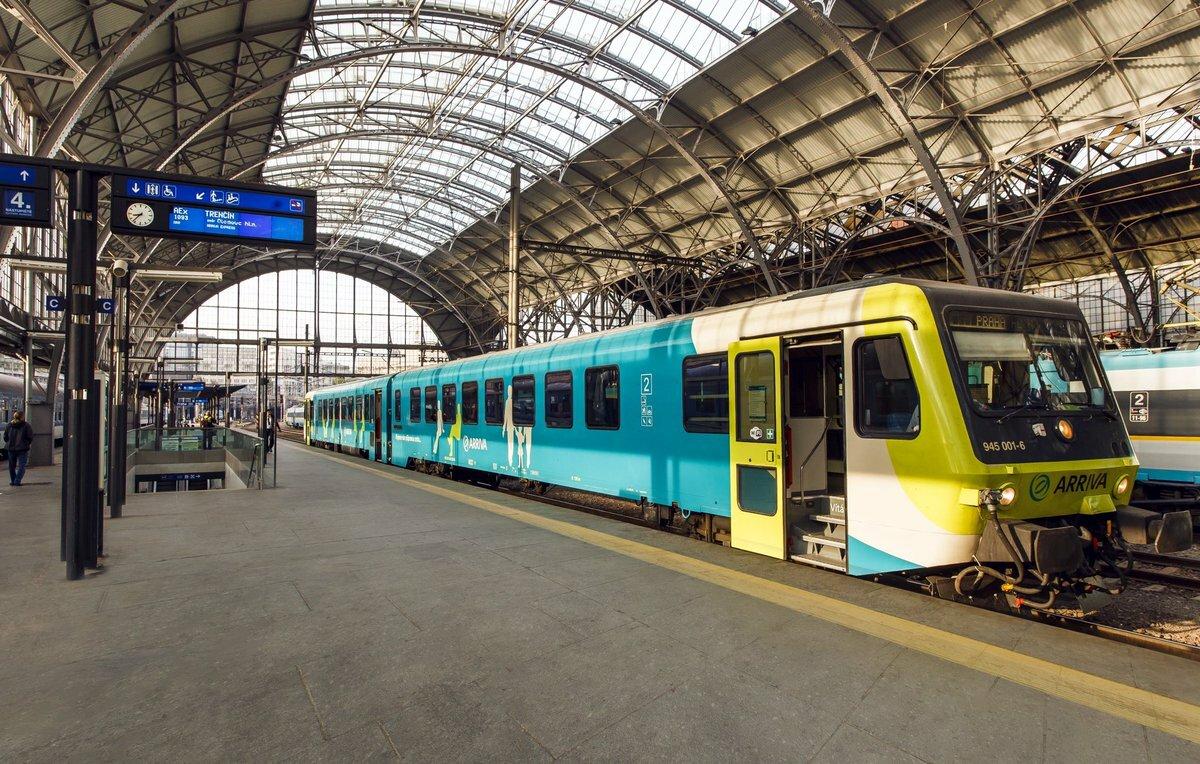 Bahn-Auslandstochter Arriva erweist sich als Ladenhüter