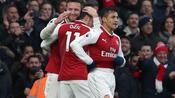 """Fußball: Arsenals """"gewaltiger Derby-Sieg"""" - Klopp """"noch im Rennen"""""""