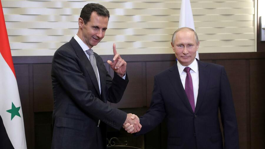 Syrien - Rebellen geben mehrere Städte im Süden Syriens auf