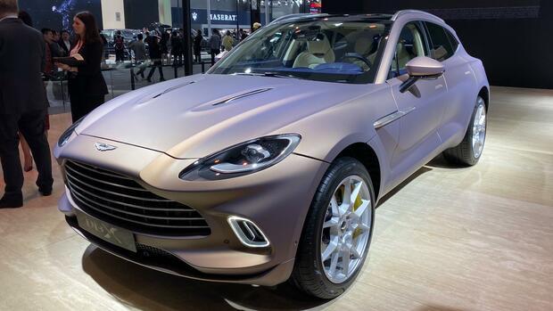 Aston Martin macht noch mehr Verlust – Aktie bricht ein