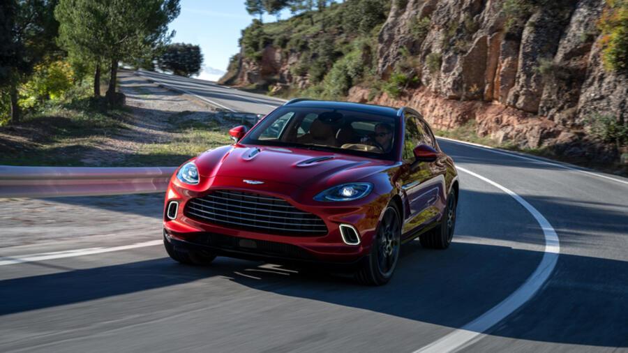 So Wird Das Autojahr 2020 Von Aston Martin Bis Volvo