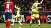 Fußball: Real Madrid im Pokal weiter - Altético scheidet aus