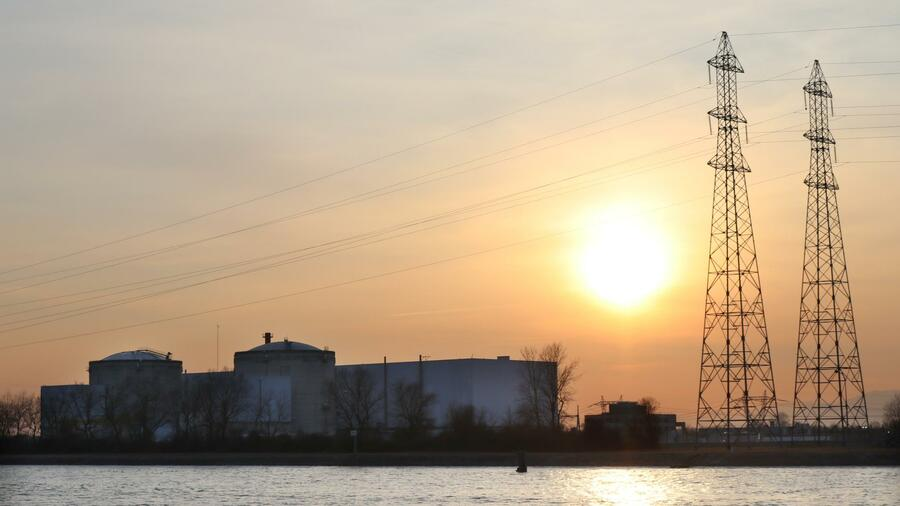 wieviel atomkraftwerke in frankreich