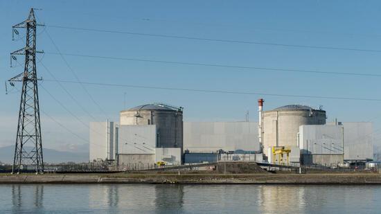 Reaktor von EDF-Atomkraftwerk Fessenheim wegen Störung angehalten