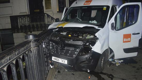 Attentäter wollten Anschlag in London mit Lkw verüben