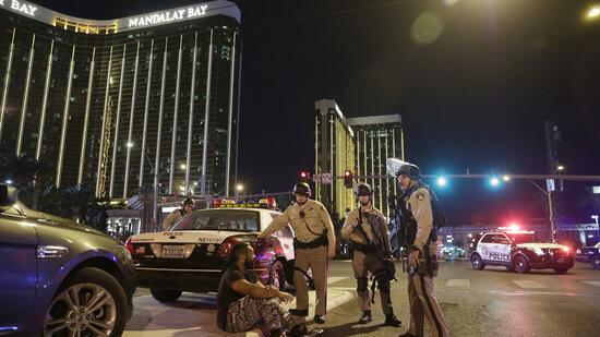 Merkel erschüttert über Blutbad von Las Vegas