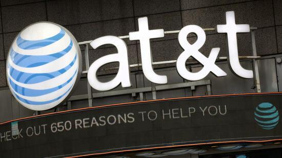 Mega-Deal zwischen AT&T and Time Warner geblockt