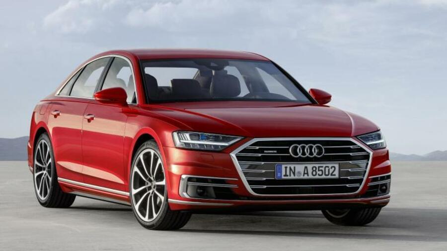 Audi stellt ein