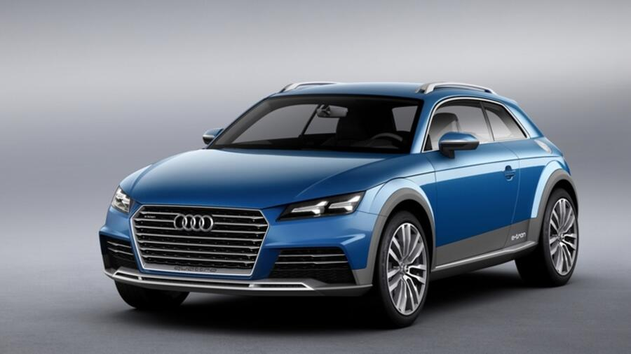 Audi Allroad Shooting Brake - Im Westen was Neues Quelle: Audi