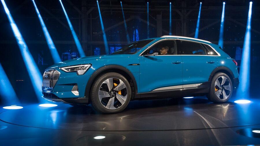 Audi Etron Das Erste Elektroauto Aus Ingolstadt