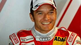 Audi-Pilot Timo Scheider. Foto: Bongarts/Getty Images Quelle: SID