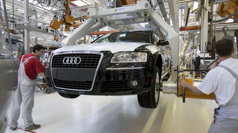 Audi ingolstadt mitarbeiter leasing