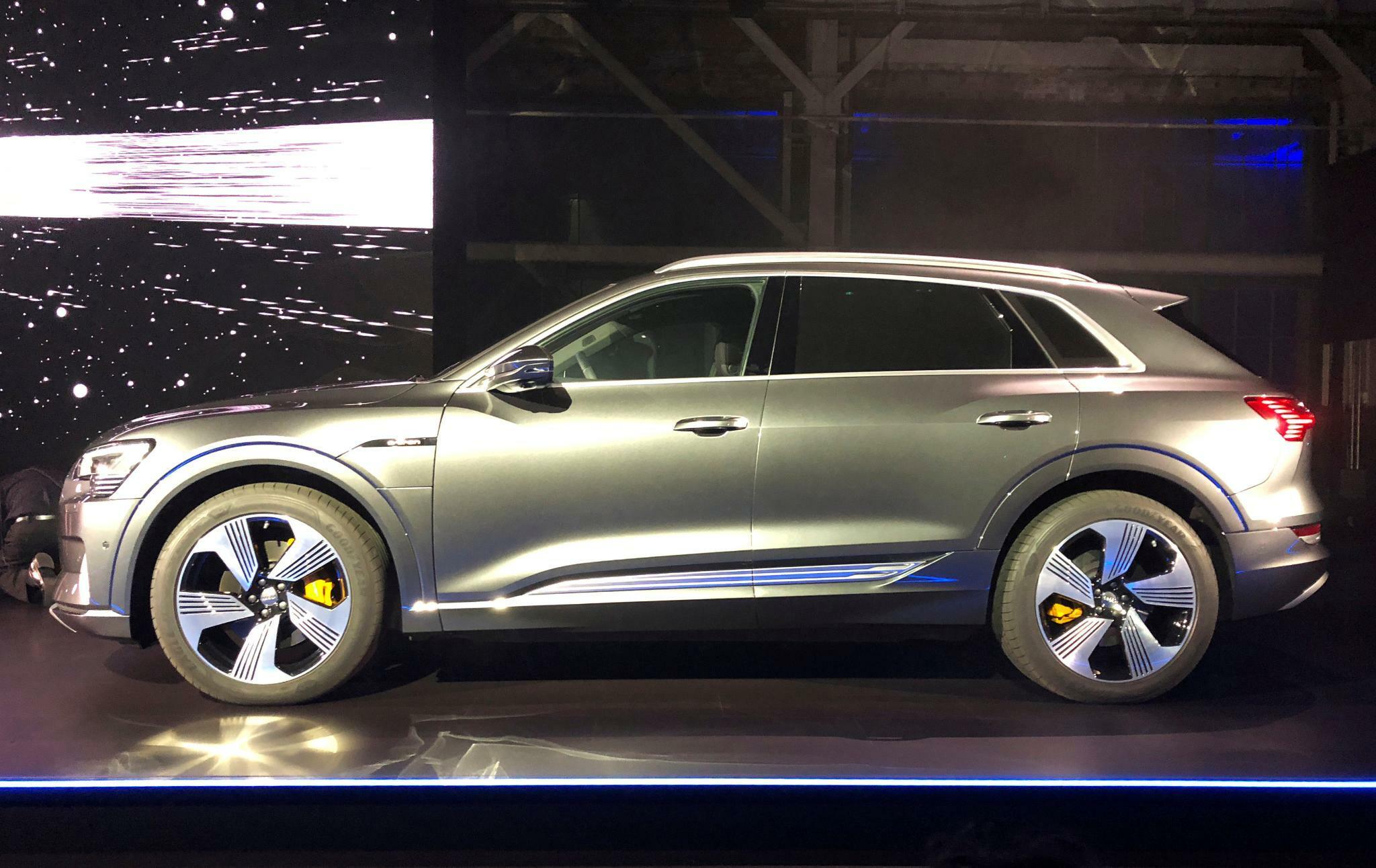 Audi Elektroauto E Tron Kommt Spater Auf Den Markt